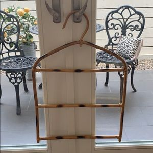 Scarf Accessory Bamboo Hanging Rack